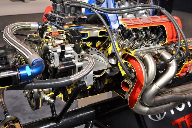 složitý motor