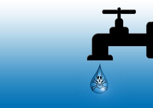 špatná voda