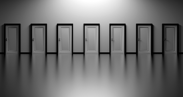 stejné dveře