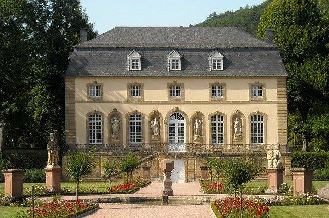 dům v Lucembursku